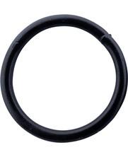 Zwarte gegalvaniseerde Ringen 25mm
