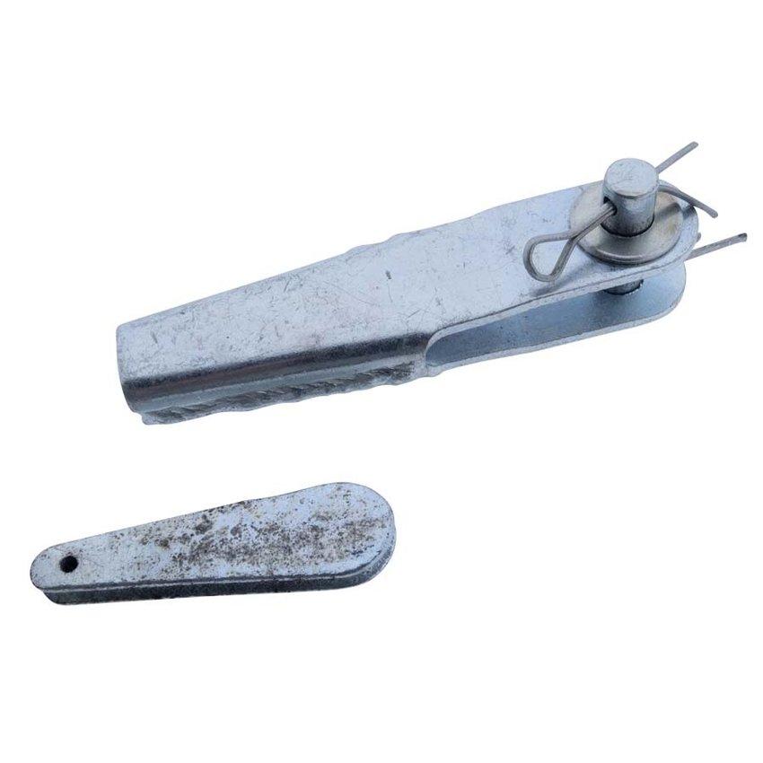 Liftsockets DIN 15315 galvanisch verzinkt / Spiekous