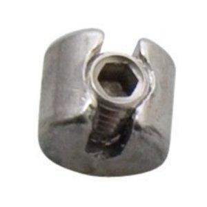 Rvs Staalkabelstop 2mm - M8