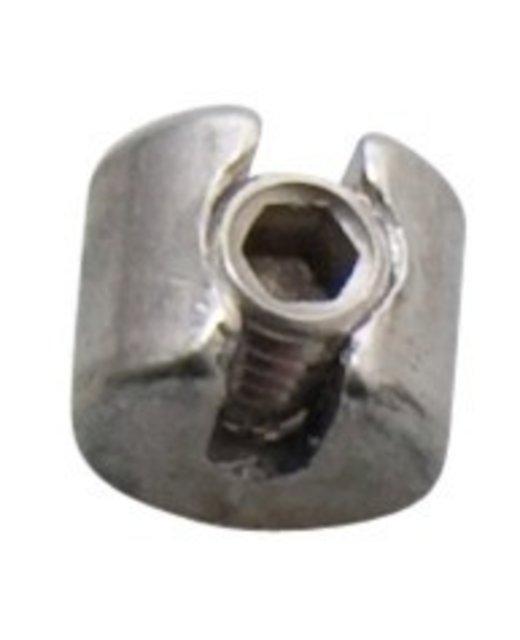 Rvs Staalkabelstoppen 2mm - M8