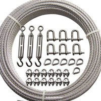 Technx Guy wire kit stainless