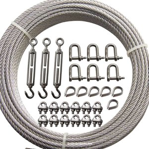 Technx Guy wire kit Inox