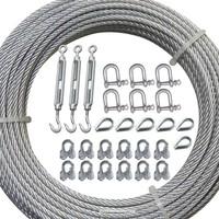 Technx Guy wire kit Galvanised