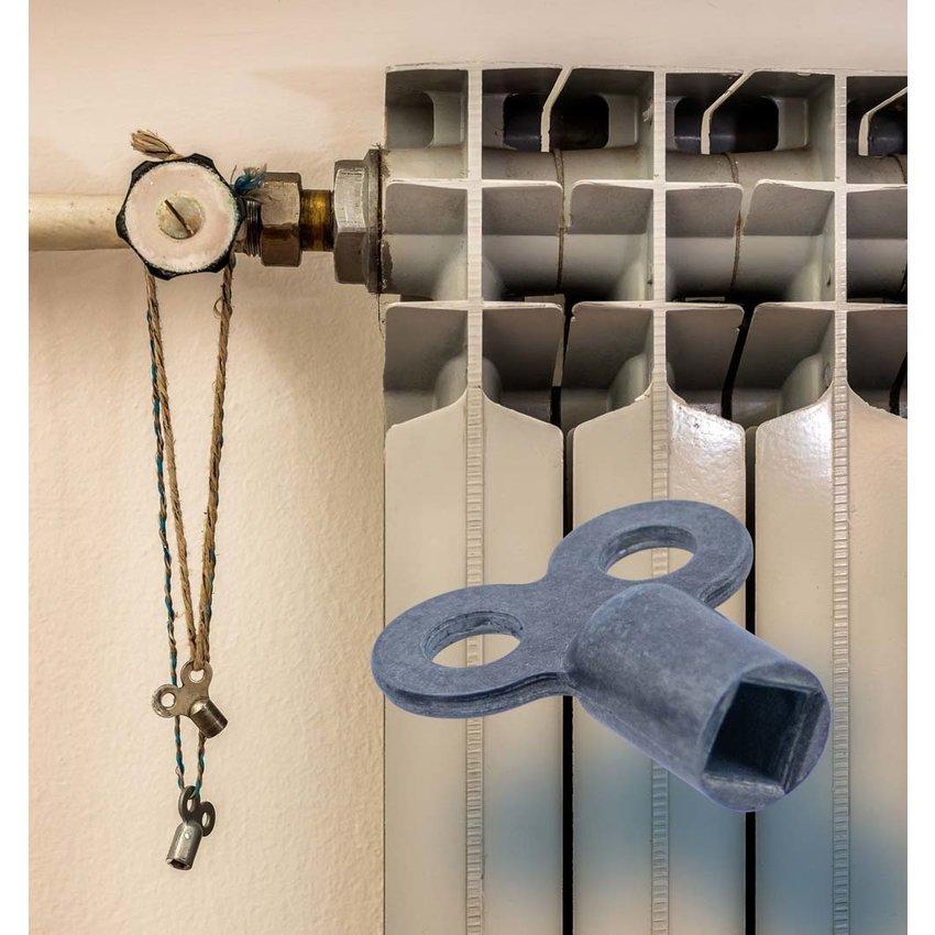 Radiator Key Bleed key