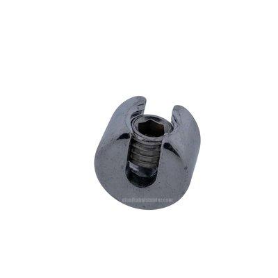 Rvs Staalkabelstoppen 3mm - M8