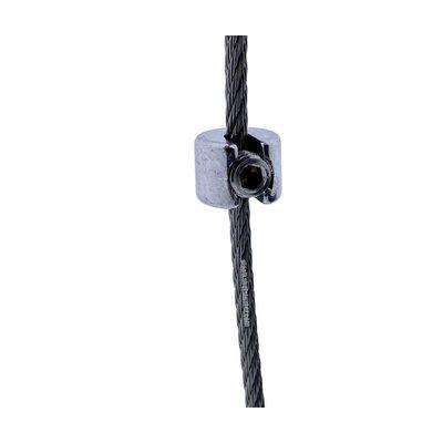 Rvs Staalkabelstoppen 5mm - M10