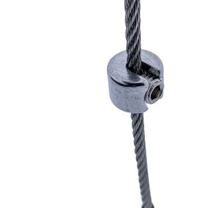 Stainless steel Steel wire rope stopper 2mm - M8