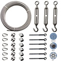 Stainless Cable Railing Kit/Garden Wire