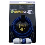 Dunlop Wire Rope with digitlock 4mm x 1.80 meters