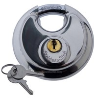 Disclock 70mm keyalike