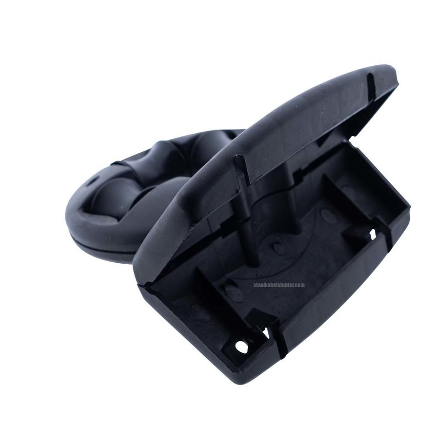 Steel cable guide Plastic for guiding cables and hoses