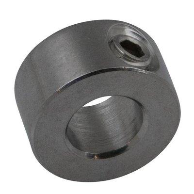 Rvs staalkabelstop inbus 2mm