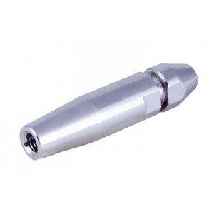 Schnellpressterminal mit Innengewinde Linksgängig 8mm