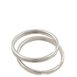 Keyringss 25mm | 100pieces