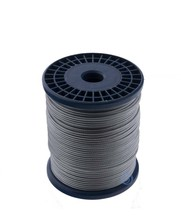 Wire Rope coil Pvc 100 meter 1-2mm