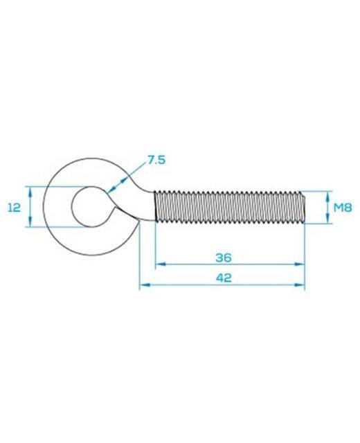 Aanhangwagen Achterklep Kabel - 450mm