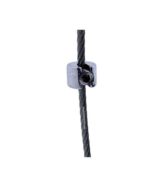 Rvs Staalkabelstoppen 2mm - M4