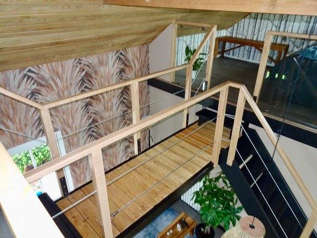 B&B Lekkerkerk kiest voor doorkijk balustrade