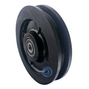 Blackline Polyamide wheel 140mm