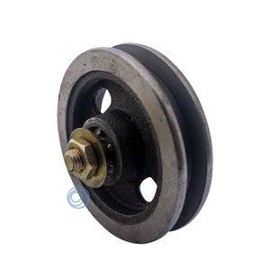 Cast iron wheel 90mm
