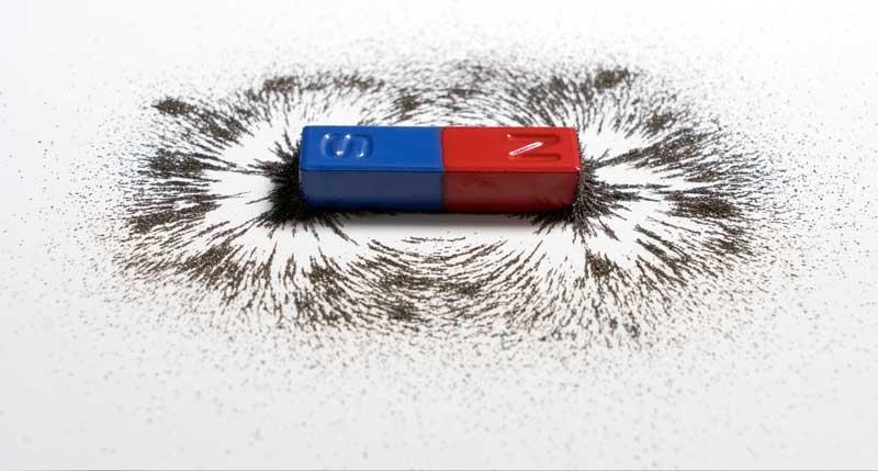 Roestvrij staal (RVS) is niet magnetisch. Hoe komt dat?