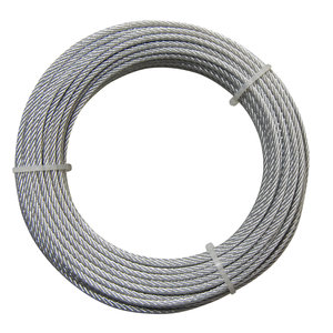 Steel cable 25 meters 3mm Flexible
