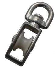 Turnable pulley 15mm swivel