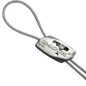 B-Lock Automatisch Drahtseilhalter