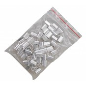 Wire Rope Clip 2mm Discount pack 1000 pieces