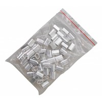 Wire rope clips 2mm Discount pack 1000 pieces