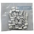 Draadklemmen 2mm voordeelpack 50 stuks