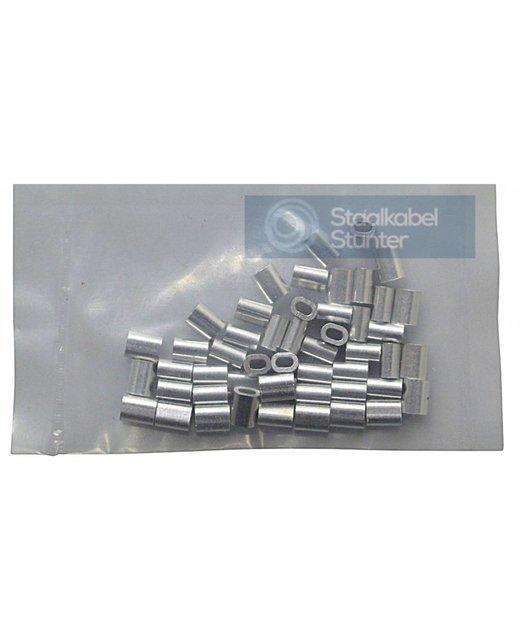Draadklemmen 1mm voordeelpack 50 stuk