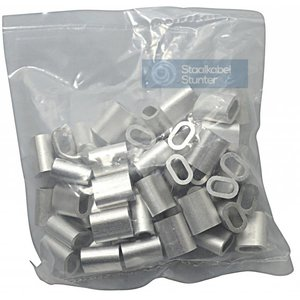 Wire rope clips 5mm Discount pack 50 pieces