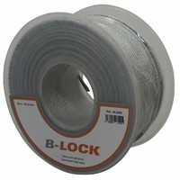 B-Lock Staalkabel 2.5 mm 50 meter