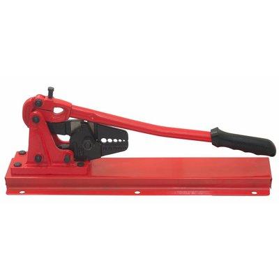 Stanford Pressklemmenzange 2 - 5mm Rot Tischmodell