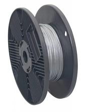 Staalkabel op rol 2 mm - 100 meter haspel