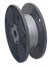 Wire Rope on coil 2 mm - 100 meter coil