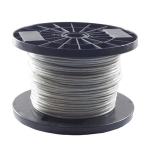 Wire Rope 1.5/2.5 mm PVC 100 meter