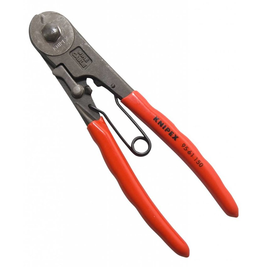 cable cutter up to  5mm Wire Ropeplier knipex