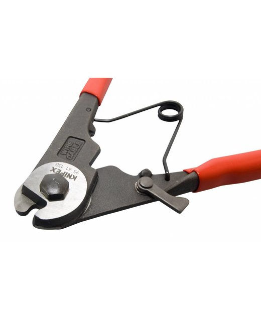 Kabel knipper tot 5mm staalkabeltang knipex