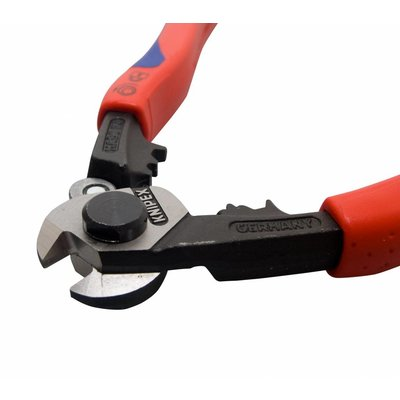 Knipex Drahtseil knipper Gesmeed   Drahtseiltang Knipex