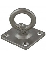 stainless Eyeplates 40mm with Turnable swivel