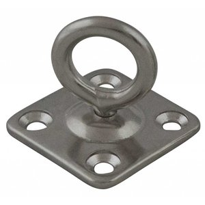 stainless Eyeplate 35mm turnable
