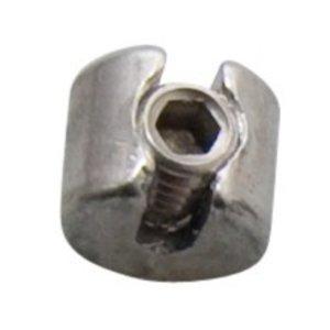 Rvs Staalkabelstop 5mm - M10