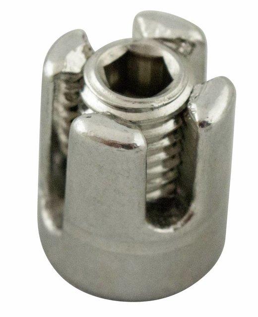 Rvs Kruisklemmen 6mm