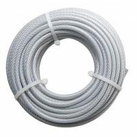 Wire Rope 5/6 mm PVC 20 meter