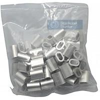 Presseklemmen 6mm Vorteil Verpackung  50 Stück