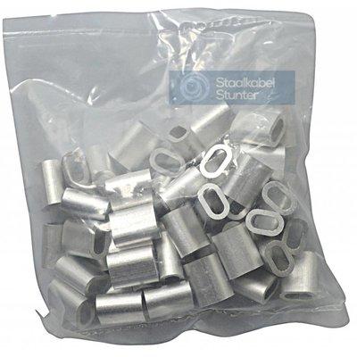 Draadklemmen 6mm voordeelpack 50 stuk