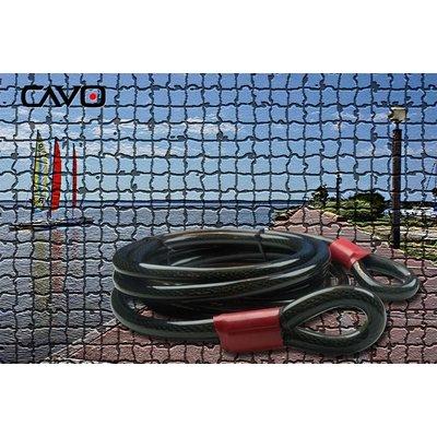 Cavo Kabelschloss 5 meter Sicherheitsschloss XL