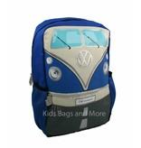 Volkswagen Schooltas Blauw